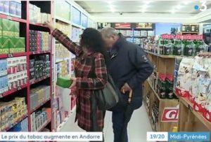 Andorre: le tabac ne garantit pas la venue des acheteurs français ...