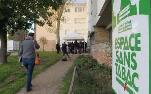 """Val d'Oise: """"Le mois sans tabac"""" rime avec """"Espaces sans tabac"""""""