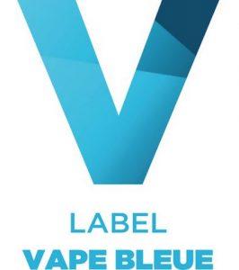 """Vapotage: label Vape Bleue, signalétique des boutiques de fivape """"spécialisées"""""""