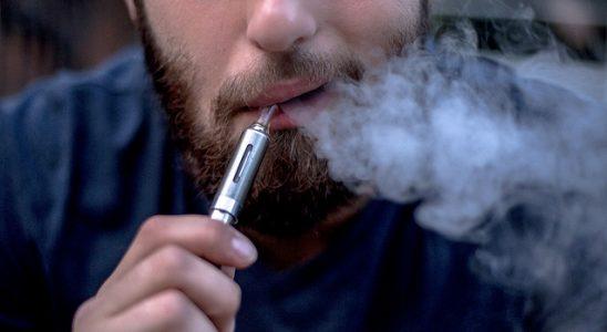 Étude sur le vapotage et l'arrêt du tabac