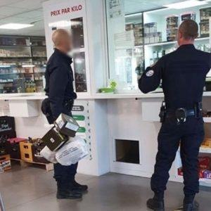 Achats transfrontaliers: deux policiers français pris en flagrant délit en Belgique