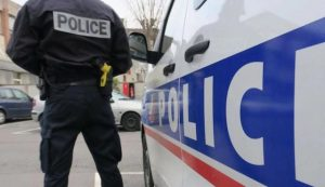 Arrestation du fugitif du commandement contre le CR de Ludres (AFP)