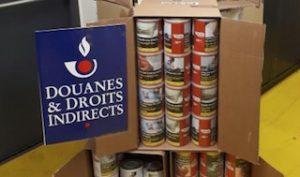 Douane Champagne-Ardennes: bilan de fin d'inclusion
