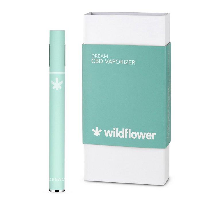 Vaporisateur Wildflower Dream CBD pour dormir