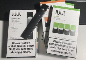 Allemagne: Juul quitte également ce marché