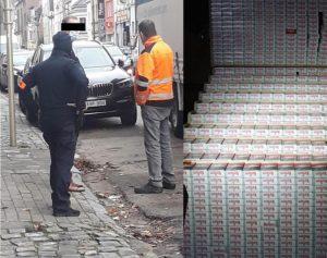 Belgique: Quatrième démantèlement d'une usine souterraine de cigarettes depuis janvier