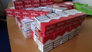 De l'Europe de l'Est ... à Montargis une grande industrie de la contrebande de cigarettes a été démantelée: 6000 cartouches saisies
