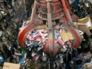 Douane Nord: 16 tonnes de tabac de contrebande ont déjà été saisies depuis le début de l'année