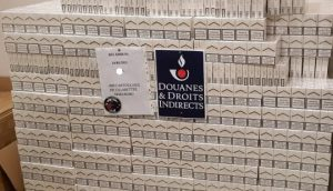 Douane / Amiens: 322 kilos de cigarettes saisis lors de 4 opérations dans la Somme et l'Oise