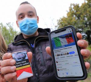 """Alpes-Maritimes: les coulisses du groupe Facebook """"Cigarettes en Italie"""""""