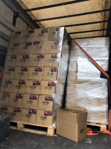 Chicha: saisie record de 17 tonnes de contrebande par les douanes