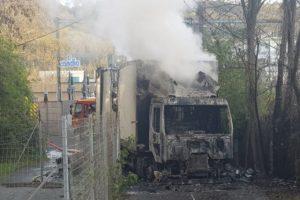 Logistique du tabac: quatre voleurs de camions derrière les barreaux