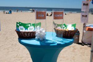 Pornichet: 12 places supplémentaires sans tabac mais fin de cendriers de plage