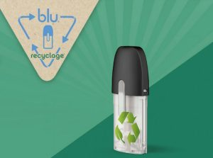 Vapotage: un système de recyclage de ses capsules pour myblu