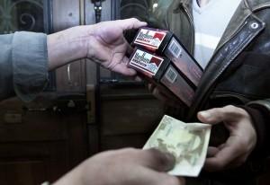 Avignon: contrebande de cigarettes dans le garage