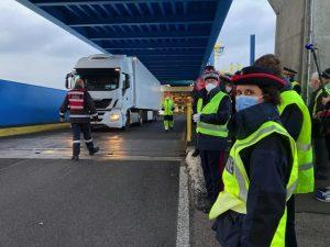 """Contrôle douanier: """"Le déploiement incessant des douaniers"""" (Olivier Dussopt)"""