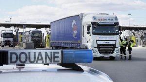 Douane Noord: la saisie de contrebande en 2020 a plus que doublé!