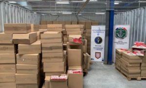 Gendarmerie: ils font réfléchir, ce grand démantèlement des réseaux de contrebande de tabac ...