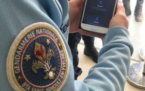 Lutte contre la contrefaçon: une nouvelle application lancée par la gendarmerie
