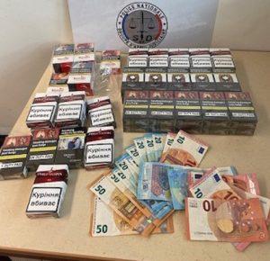 Nantes: l'obstination stupide d'un marchand de cigarettes de rue