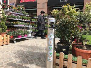 """Strasbourg: pas de """"bricolage"""" avec les mégots de cigarettes"""