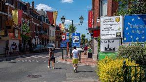 Achats transfrontaliers: réouverture avec la Belgique