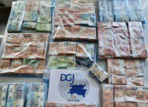 Cigarettes contrefaites: démantèlement d'un réseau international traversant la France et la Belgique