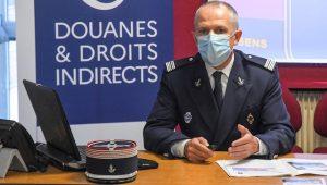 Douanes Pyrénées-Orientales / Aude: augmentation des saisies de tabac, + 20% en 2020
