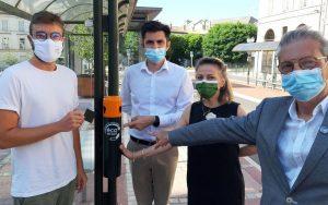 Angoulême : 60 collection de cendriers pour favoriser le civisme