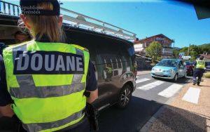 Douanes Pyrénées-Atlantiques : les saisies de tabac en hausse de 35% en 2020