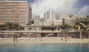 Monaco : des plages avec des zones conçues pour les fumeurs et les vapoteurs