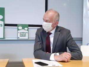 Strasbourg : « Campus sans tabac » et sans discours moralisateur
