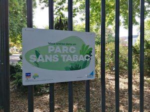 Zones sans tabac: plages, écoles, parcs ... à La Rochelle