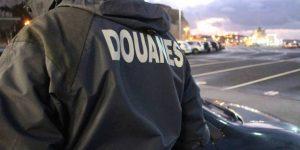 Douanes de Seine-Maritime : saisie de saisie