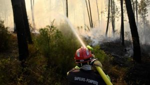 Mégots : les pompiers réclament plus de sanctions pour sanctionner les jets de mégots de cigarettes