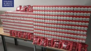 Amiens : 3 mois de sursis pour 1 000 cartons de cigarettes de contrebande
