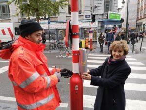 Belgique : évaluation du « plan mégot de cigarette » à Bruxelles