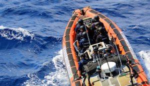 Douanes : saisie « exceptionnelle » de 4,2 tonnes de cannabis en haute mer